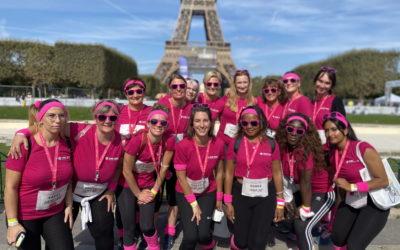 Félicitations à nos pink ladies